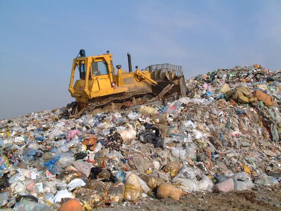 수도권 지역 쓰레기를 처리하는 인천 서구 수도권매립지. 예상보다 9개월 이른 2024년 11월 포화될 전망이다. 강찬수 기자