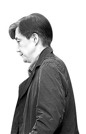조국 전 법무부 장관의 모습 [연합뉴스]