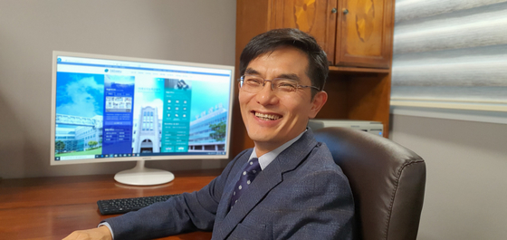 이건호 두원공과대학교 교수.