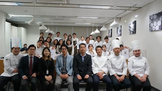 경희사이버대학교, 재학생 사회 진출 위한 'SPC 컬리너리 아카데미 장학생 수료식'