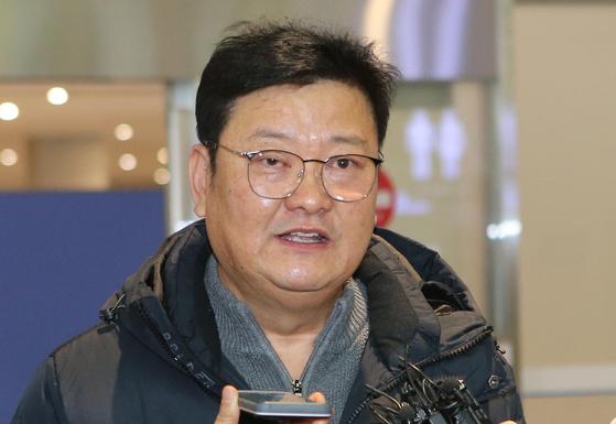 임동호 전 더불어민주당 최고위원. [연합뉴스]