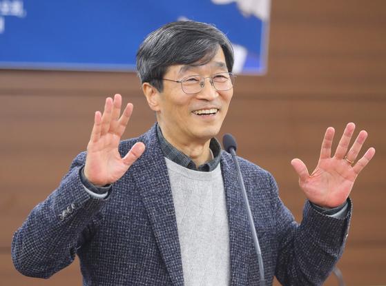 복권된 곽노현 총선 출마 가능…선거보전비용 36억은 갚아야