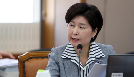 백혜련 더불어민주당 의원. [연합뉴스]