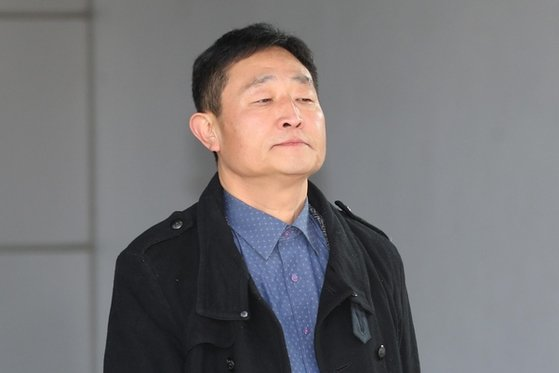 녹색드림협동조합 전 이사장인 허인회씨[연합뉴스]