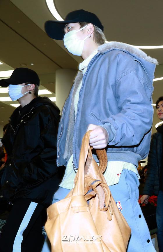 [포토] '방탄소년단' RM, 언제봐도 멋짐