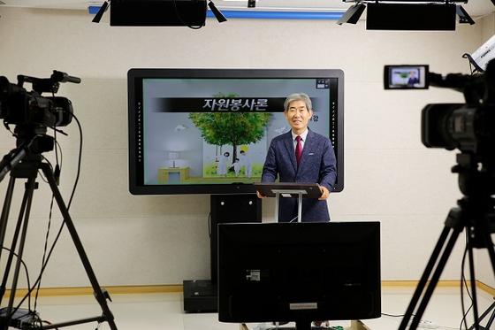 국제사이버대학교 보건복지행정학과 김형진 교수