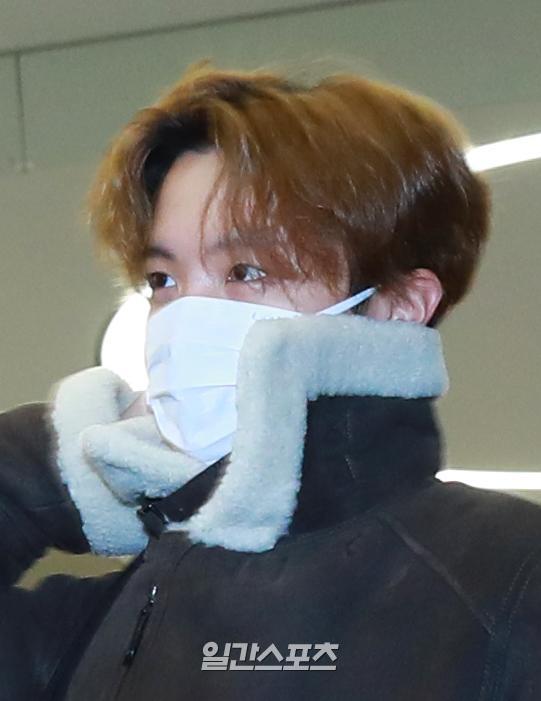 [포토] '방탄소년단' 제이홉 호수같은 눈동자