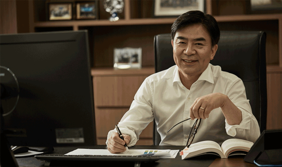 김현석 삼성전자 소비자가전(CE)부문장(사장) 〈삼성전자 제공〉