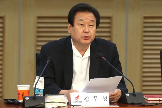 김무성 자유한국당 의원 [뉴스1]