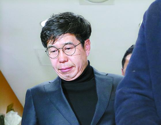 백원우 전 청와대 민정비서관. [뉴스1]