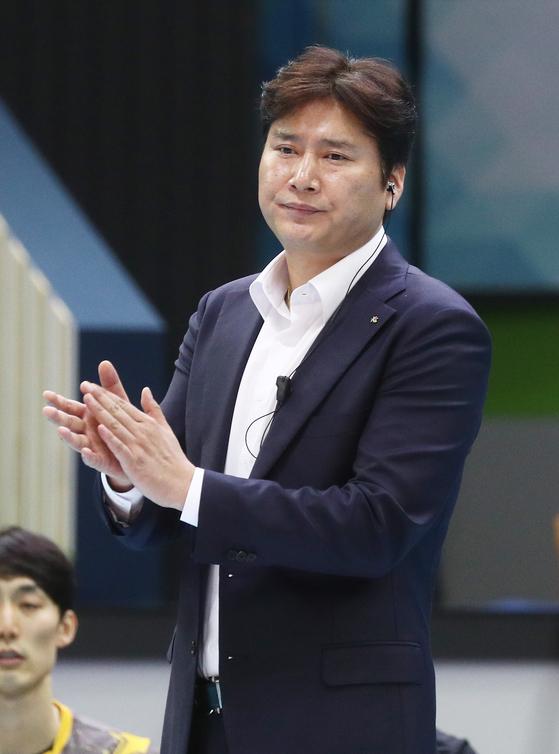 권순찬 KB손해보험 감독. [연합뉴스]