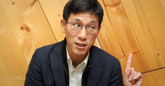진중권 전 동양대 교수. [중앙포토]