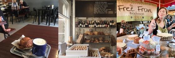런던의 멋진 카페와 빵, 디저트들. [사진 밀로베이킹스튜디오 인스타그램]