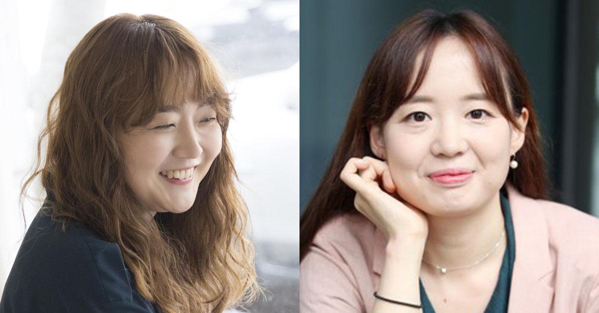 김금희(왼쪽), 최은영 작가. [중앙포토, 연합뉴스]