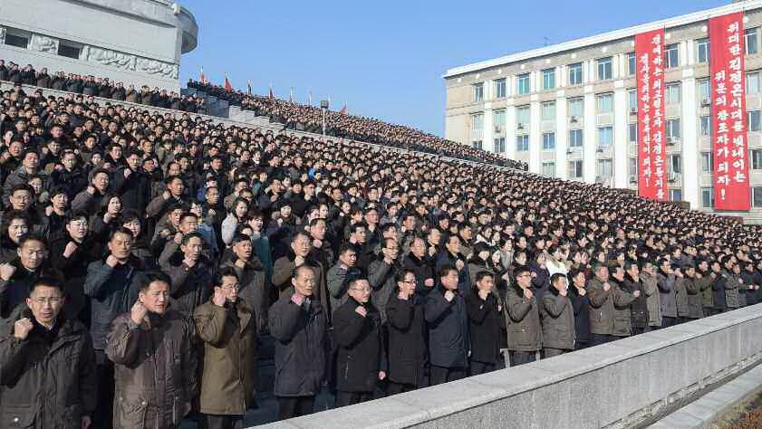 북한 노동당 기관지 노동신문은 6일