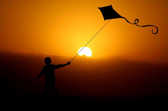 힘차게 떠오르는 태양과 함께 새해가 시작된다.
