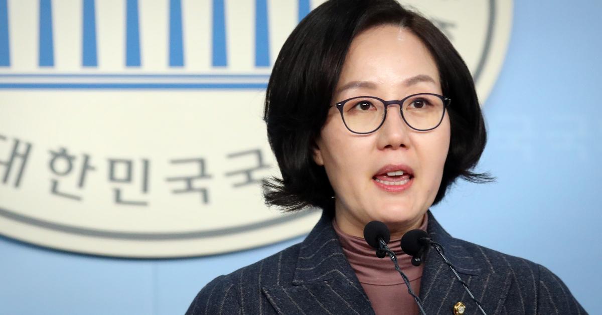 김현아 자유한국당 원내대변인. [뉴스1]