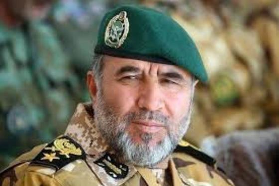 키우마르스 헤이다리 이란 지상군 사령관. [사진 위키피디아]