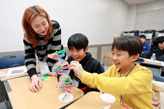 삼육대 '노원 어린이 과학체험교실' 운영…체험·실습형 과학 교육