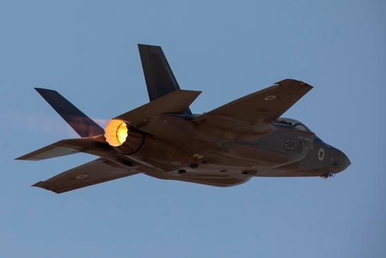 F-35 전투기. [로이터=연합뉴스]
