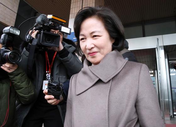 추미애 장관 [연합뉴스]