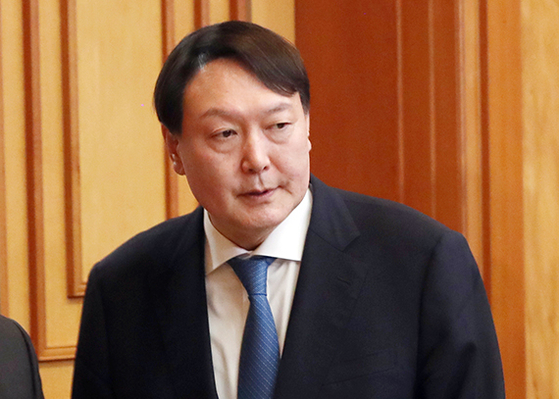 윤석열 검찰총장. [연합뉴스]