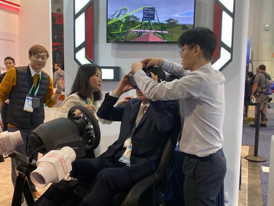 한국산업기술대 GTEP사업단, 미국 'CES 2020' 전시회 참가