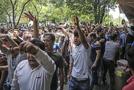 이란 전쟁 못하는 이유…6개 경제지표에 답 있다