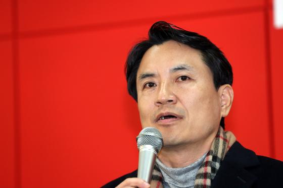 김진태 자유한국당 의원. [연합뉴스]