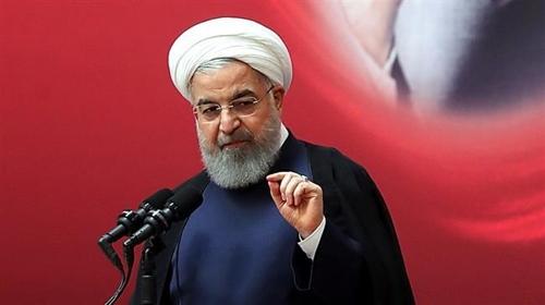 하산 로하니 이란 대통령. [사진 이란 대통령실]
