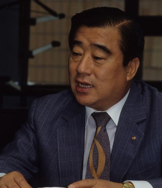 불모지나 다름없던 한국 방송계를 앞장서서 개척한 산 증인으로 불린 원로 아나운서 임택근씨가 11일 별세했다. 88세. [중앙포토]
