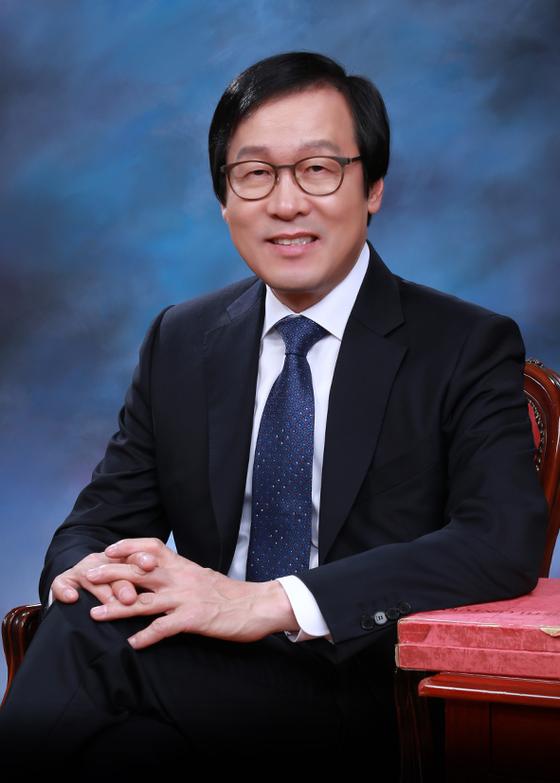 광운대 총둥문회장으로 선출된 ㈜광명전기 조광식 대표이사