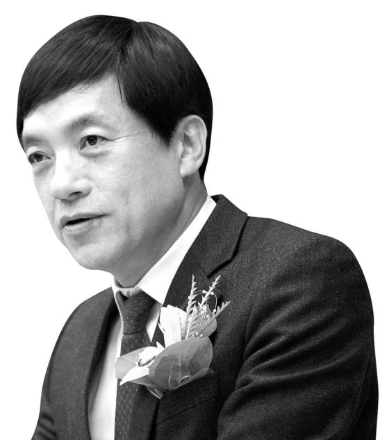 이성윤 신임 중앙지검장의 모습. [뉴스1]