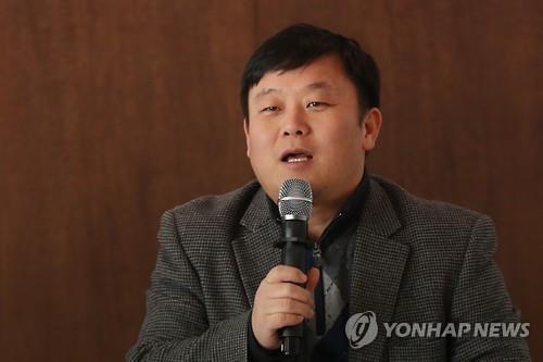 안진걸 민생경제연구소장.[연합뉴스]