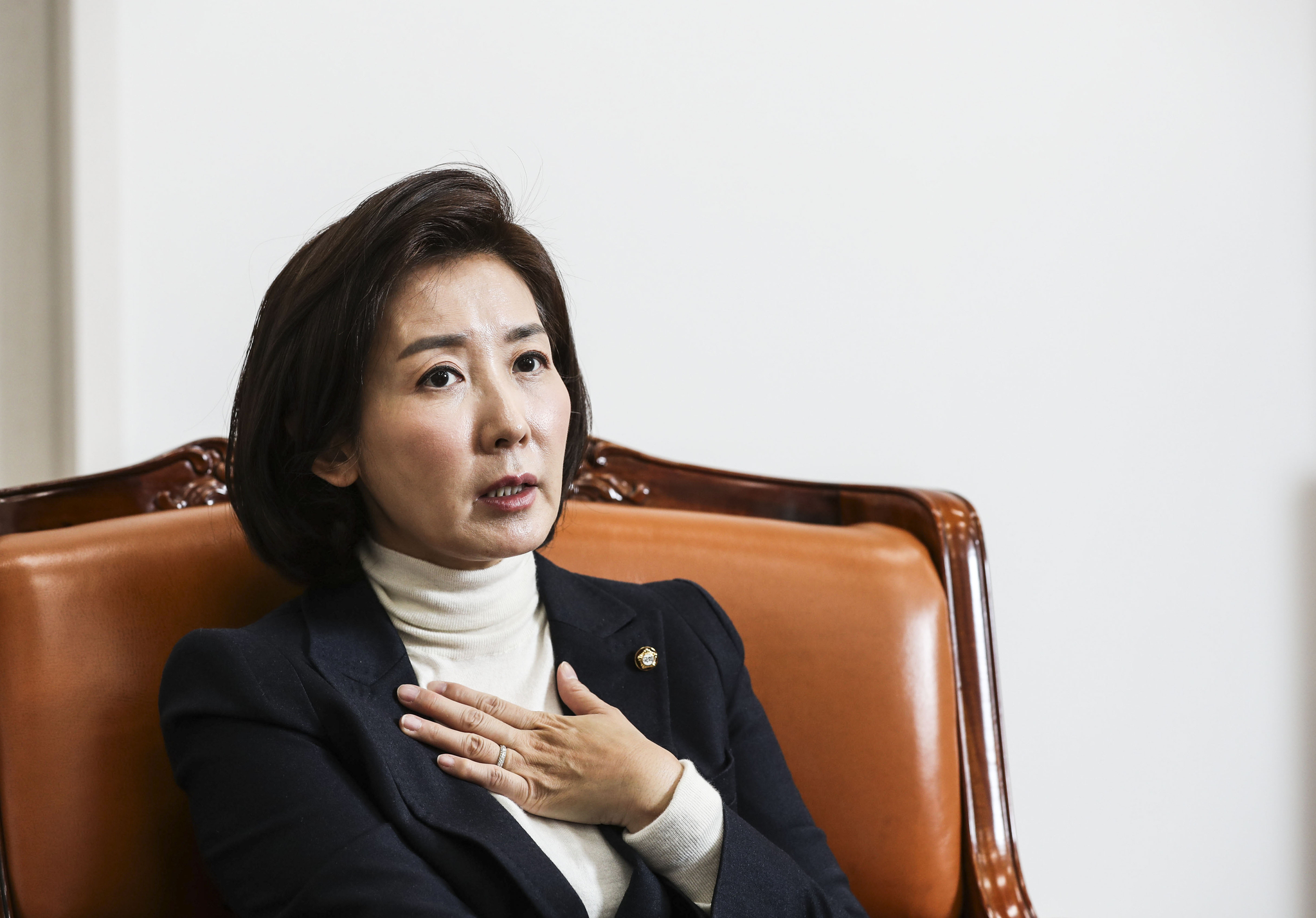 나경원 자유한국당 전 원내대표. [중앙포토]