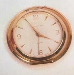 '티파니' 영어 상표명이 쓰인 시계. [중앙포토]