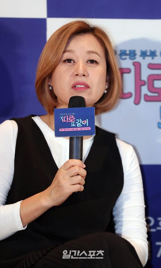 방송인 박미선