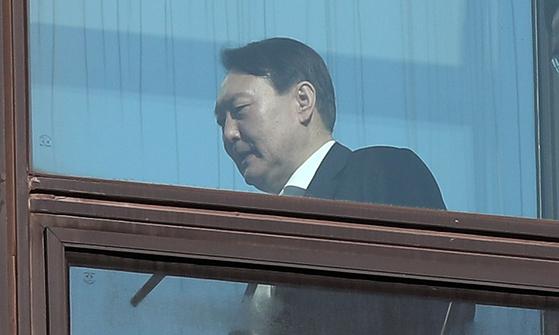 윤석열 검찰총장. 김상선 기자