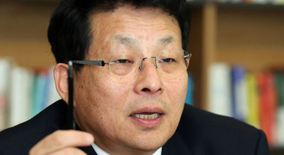 차명진 자유한국당 부천시소사구 당협위원장. 조문규 기자