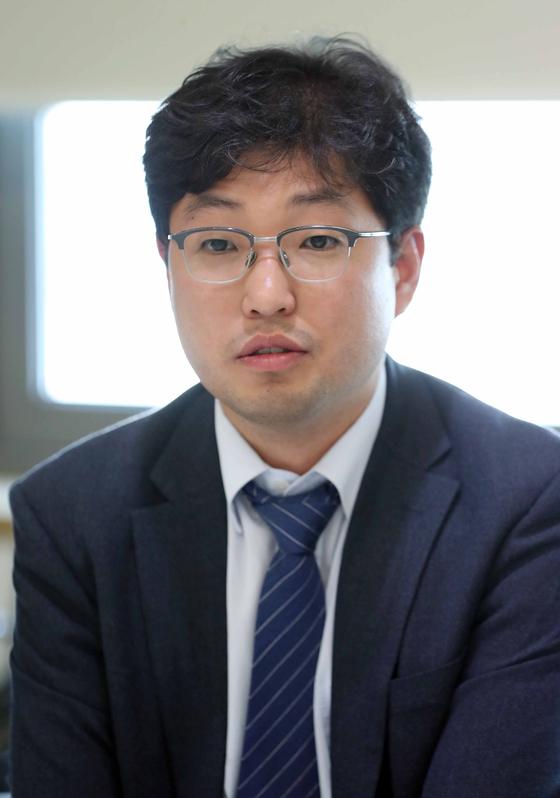 양홍석 변호사. 김성룡 기자
