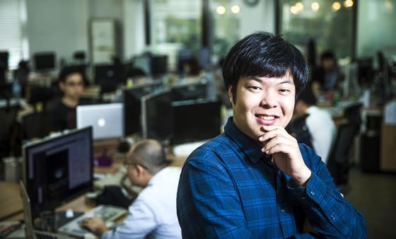 박태훈 VOD 스트리밍 서비스 WATCHA 대표.