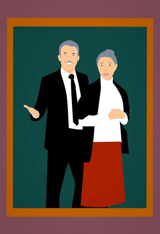 아버지 기일이 다가오면 아버지 생각이 더 많이 난다. 엄마 생각, 새엄마 생각에 머물다 천상에서 함께 영생을 누리시는 아버지의 모습을 상상한다. [사진 Pixabay]