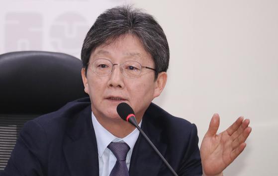 유승민 새로운보수당 보수재건위원장. [뉴스1]