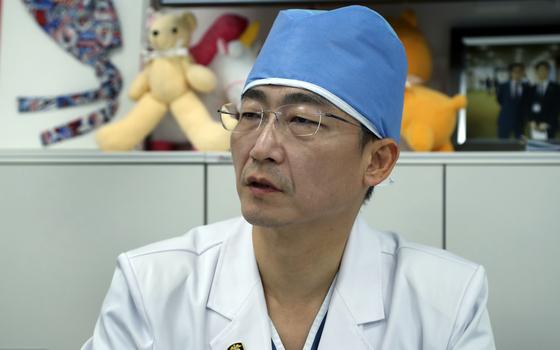이국종 아주대병원 경기남부권역외상센터장. [중앙포토]