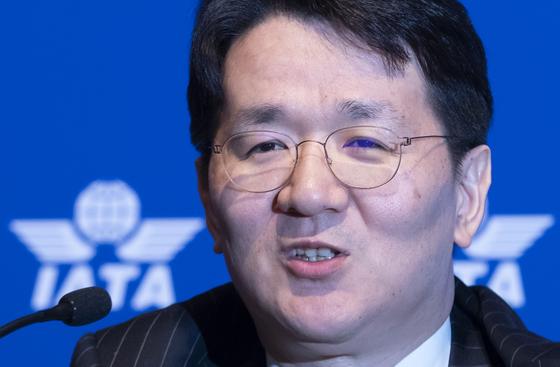 조원태 한진그룹 회장. [연합뉴스]