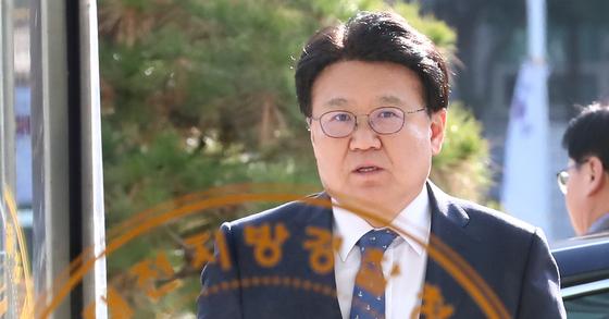 황운하 대전지방경찰청장이 경찰인재개발원장으로 자리를 옮긴다 [연합뉴스]
