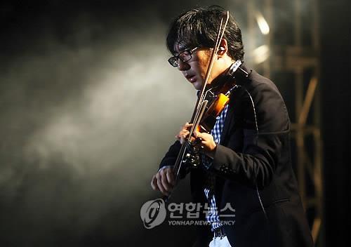 전자 바이올리니스트 유진박. [연합뉴스]