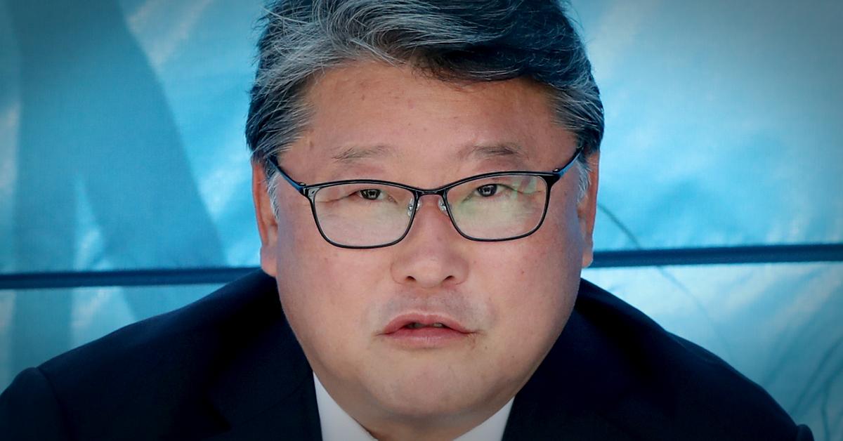 조원진 우리공화당 공동대표. [뉴스1]