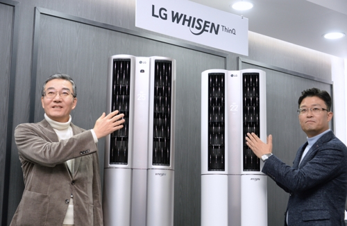 LG전자, 내부 청소 필요 없는 2020년형 에어컨 출시