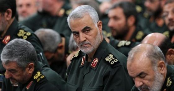 거셈 솔레이마니 이란 쿠드스군 사령관 [EPA=연합뉴스]